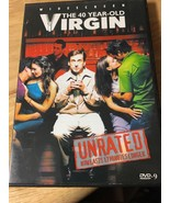 The 40 Year Old Virgin Unrated Import Rare Cover - $4.99