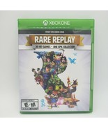 Rare Replay (Xbox One, 2017) 30 Hit Games One Epic Collection - $12.77