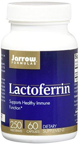 Jarrow Formulas Lactoferrin 250mg, 60 Caps image 2