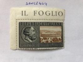 Italy Medical congress mnh 1955  stamp - $8.50