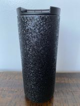Starbucks 2020 Matte Black Frost Texture Stainless Steel Tumbler 12 Ounc... - $24.99
