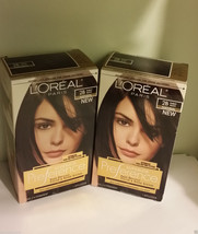 2x L'Oreal Superior Preference Women's Haircolor#2B - Purest Black, Natu... - $19.79