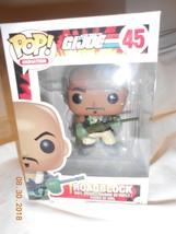 Pop! Funko Animation GI Joe #45 Roadblock vinyl figure NIB collectors Ch... - $8.90