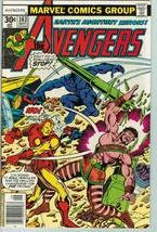 Avengers 163 VF Guest Starring the Champions - $12.99