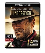 Unforgiven  [4K Ultra HD + Blu-ray, 1992]