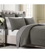 New Wamsutta Serenity Full/Queen Coverlet Mink - $185.12