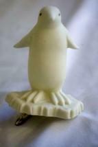 Dept 56 Snowbabies Penguin Clip On Ornament #79405 - $11.69