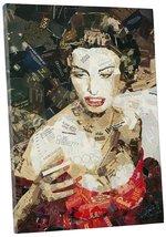 "Pingo World 0713QXBYK5S ""Ines Kouidis Italians Do it Better"" Gallery Wrapped Can - $158.35"
