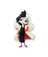 Disney Q Posket Petit Villains Mini Figure - Curella De Vil - $29.90