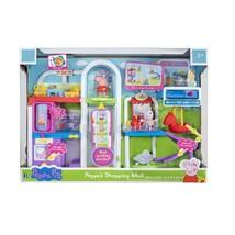 NEW SEALED 2020 Jazwares Peppa Pig Peppa's Shopping Mall Center Playset - $59.39