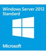 Microsoft Windows Server 2012 Standard 64bit Lifetime KEY + Download Link KPP - $36.99