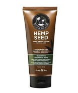Earthly Body Hand Body Lotion  Guavalava 7 oz Tube Hemp Seed Mosturizing... - $12.86