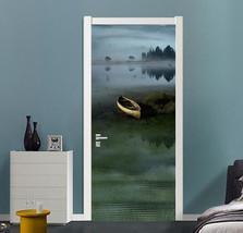 3D See, Boote 588 Door Wall Mural Photo Wall Sticker Decal Wall Aj Wallpaper De - $73.11+