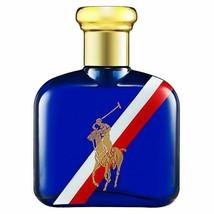 FRAGRANCE- Ralph Lauren Polo Red White & Blue Cologne Men 2.5oz/75ml EDT... - $116.39