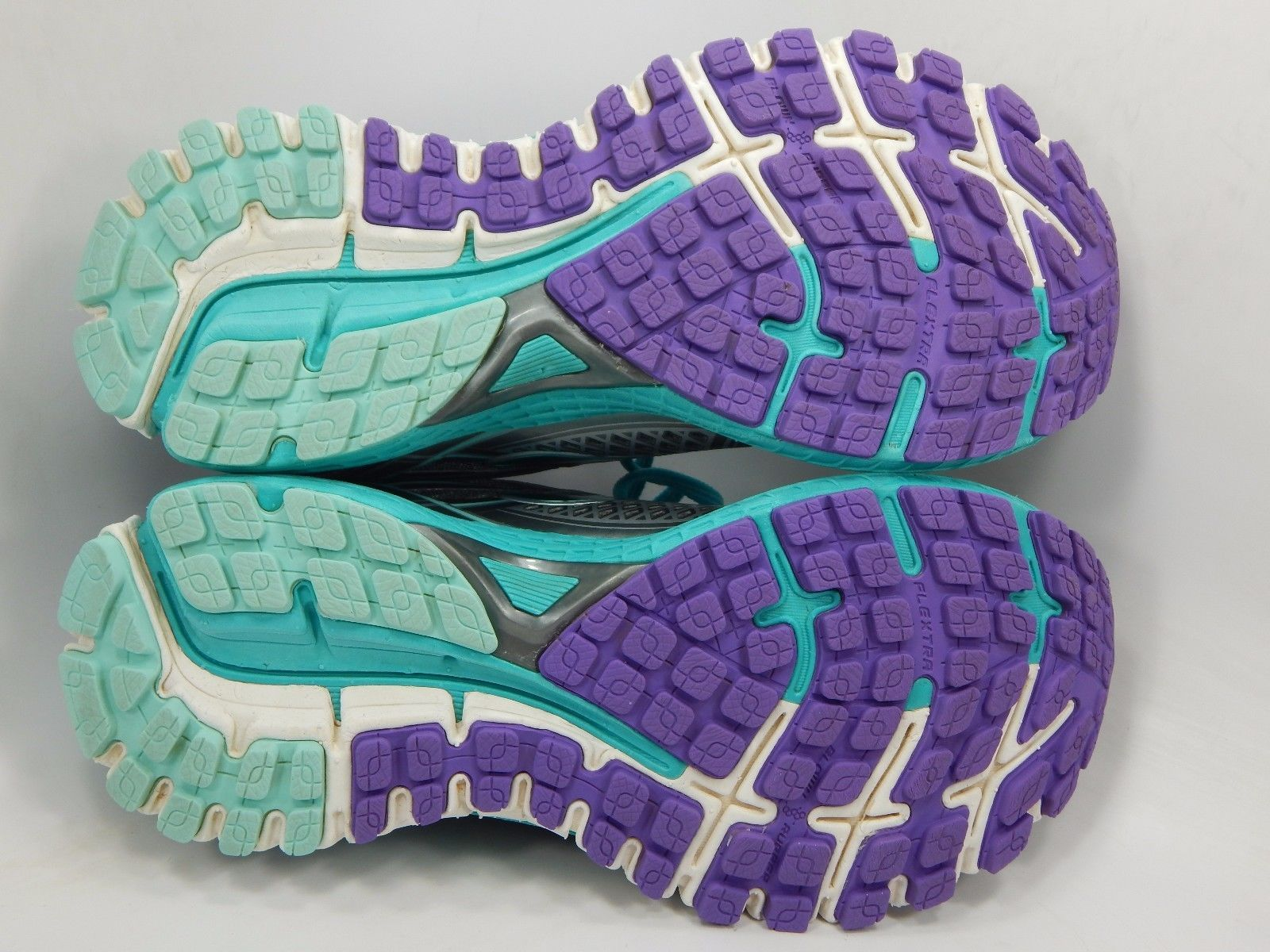 693dadb54bde0 Brooks Defyance 9 Women s Running Shoes Size US 8 M (B) EU 39 Silver