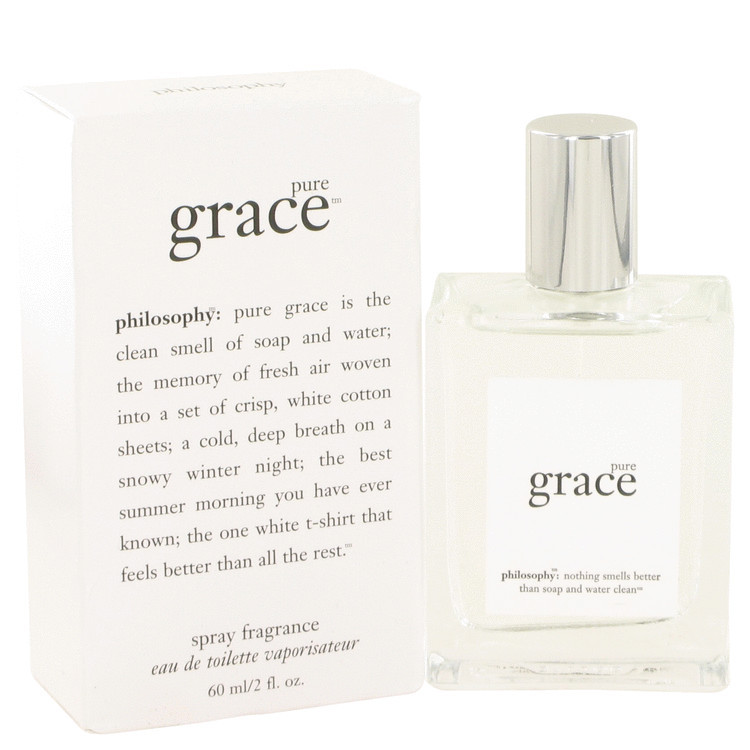 Primary image for Pure Grace by Philosophy Eau De Toilette  2 oz, Women