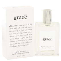 Pure Grace by Philosophy Eau De Toilette  2 oz, Women - $46.71