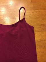 Forever 21 Girl's Purple Tank Top Shirt - Size Small 7 / 8 image 4