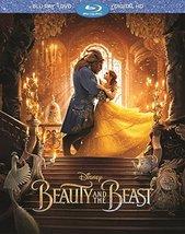 Disney Beauty And The Beast [2017, Blu-ray + DVD + Digital]