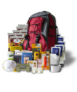 Wise Foods 5 Day Survival Backpack (Red) - $75.29