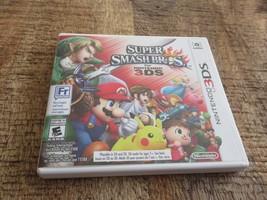 Super Smash Bros. (Nintendo 3DS, 2014) Complete Working Video Game - $33.85