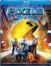 Pixels (Blu-ray + Digital, 2015)