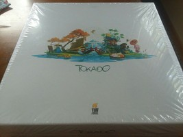 Brand NEW Tokaido Board Game Factory Sealed 2-5 Players Fun Forge - $28.00