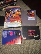 Best of the Best Championship Karate NES Nintendo - Complete CIB/nice Label - $174.14