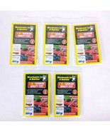 Mechanic In A Bottle 2-in-1 Gasoline Quality Test Swab Kits Lot of 5 - $16.01