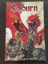 Sojourn: The Dragon's Tale Softcover Graphic Novel - $5.00