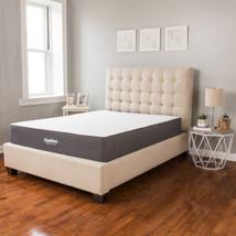 "10.5"" Ventilated Twin Size Cool Gel Memory Foam Mattress Good Back Neck ... - $228.84"