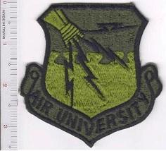 Us Civil Air Patrol Cap U S Air Force Usaf Auxiliary Air University Usaf Aux Acu - $9.99