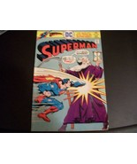 VINTAGE 1976 SUPERMAN COMIC #295 CAN'T DEFEAT TIME! - $2.96