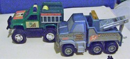 Work Trucks Lot of 2 - $2.50
