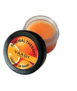 Vaadi Herbals Lip Balm, Orange and Shea Butter, 10g - $11.49