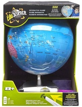 Edu Science Interactive Globe World with Smart Pen Brand New Factory Sea... - $299.99