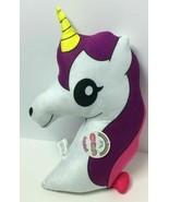 Royal Deluxe Unicorn Plush Pillow/Stuffed Animal, Free Shipping - $16.82