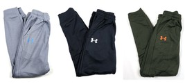 Under Armour Men's Loose Tech Knit Joggers Cold Gear Sweat Pants UA Licensed NEW