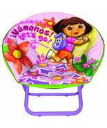 Nickelodeon Dora The Explorer Mini Saucer Chair - $27.80