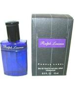 Ralph Lauren PURPLE LABEL Men's Cologne Eau De Toilette Spray .50 FL OZ ... - $46.56