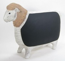 Country Style 3D Sheep Lamb Double Sided Chalkboard Home Decor - $51.43