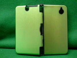 NEW NDSILL/XL Aluminum Hard Case for Nintendo NDSILL/XL Green - $9.99