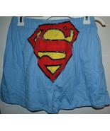 DC Comic Superman  BOXER W/ GIFT BAG  SIZE S 28-30 XL40-42  NWT - $7.19