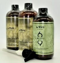 Wen by Chaz Dean Cleansing Conditioner Shampoo Trio - Choice Bundle 16oz... - $115.99+