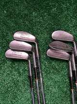 Spalding Top Flite Synchro Dyned 3, 4, 5, 6, 7, 9 Iron Set Steel, Right ... - $69.99