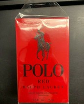 Polo Red by Ralph Lauren EDT Natural Spray for Men 2.5 oz  - $29.99