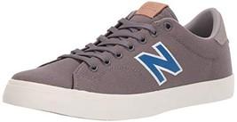 Balance Men's 210v1 Skate Shoe Sneaker, Grey/Blue, 5 D US - $48.88