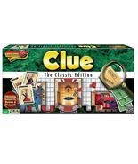 CLUE THE CLASSIC EDITION BOARD GAME - $522,36 MXN