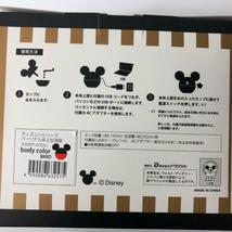 Disney Mickey Mouse desktop personal humidifier USB compatible red & black image 3