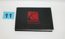 1996 Saturn First Edition Factory Original Owners Manual #11 - $13.81